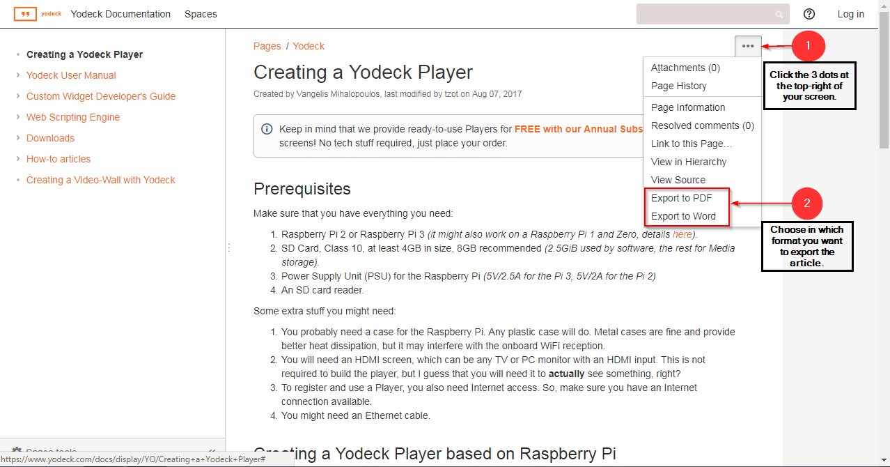 yodeck user manual download yodeck user documentation yodeck rh yodeck com Quick Reference Guide User Guide Template