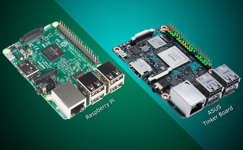 The ASUS Tinker Board for Digital Signage