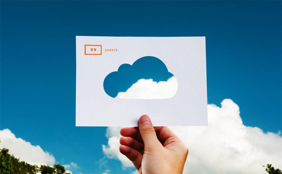 Digital Signage on the Cloud - SaaS