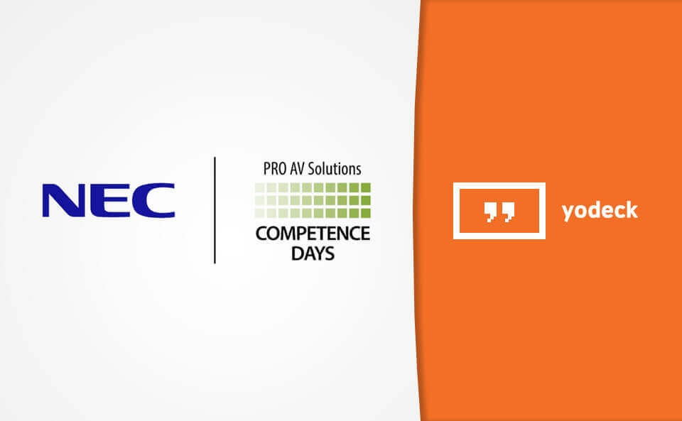 NEC Competence Days