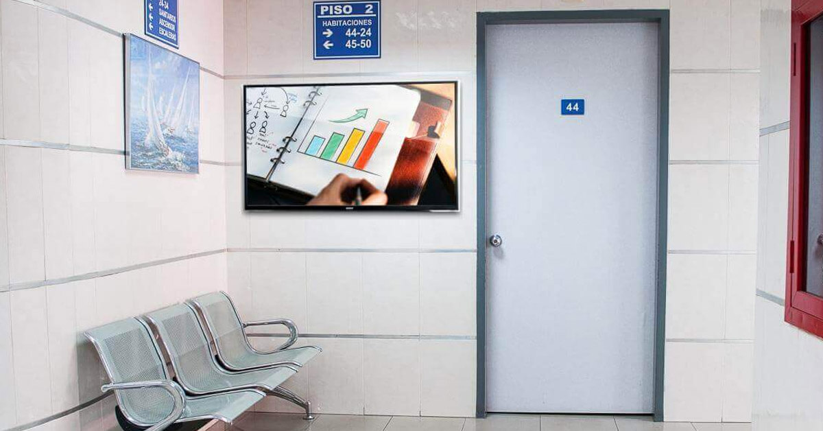 Digital Signage Makes the Health Care Industry Smarter