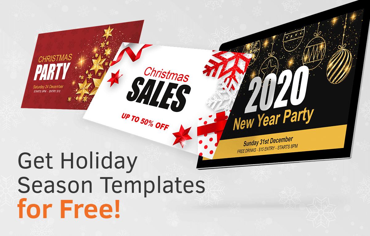 Christmas-free-templates