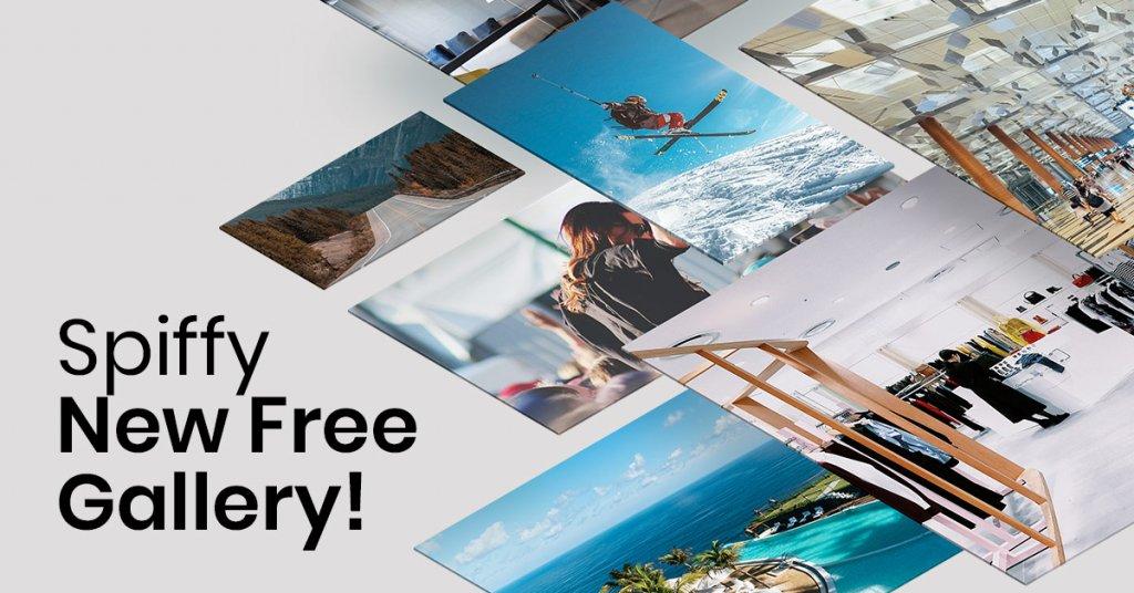 Spiffy New Free Video Gallery & Google Slides Widget!