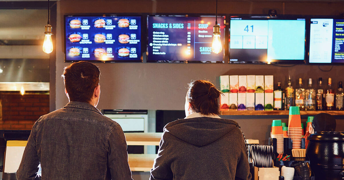 How to Make a Digital Menu Board & Why It's Mouthwateringly Good for Business