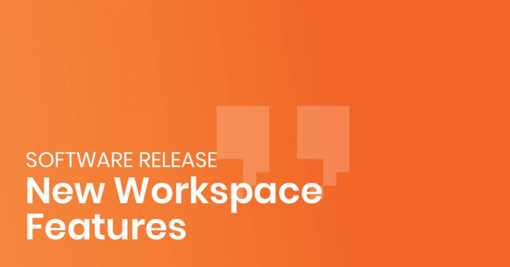 signage workspace settings