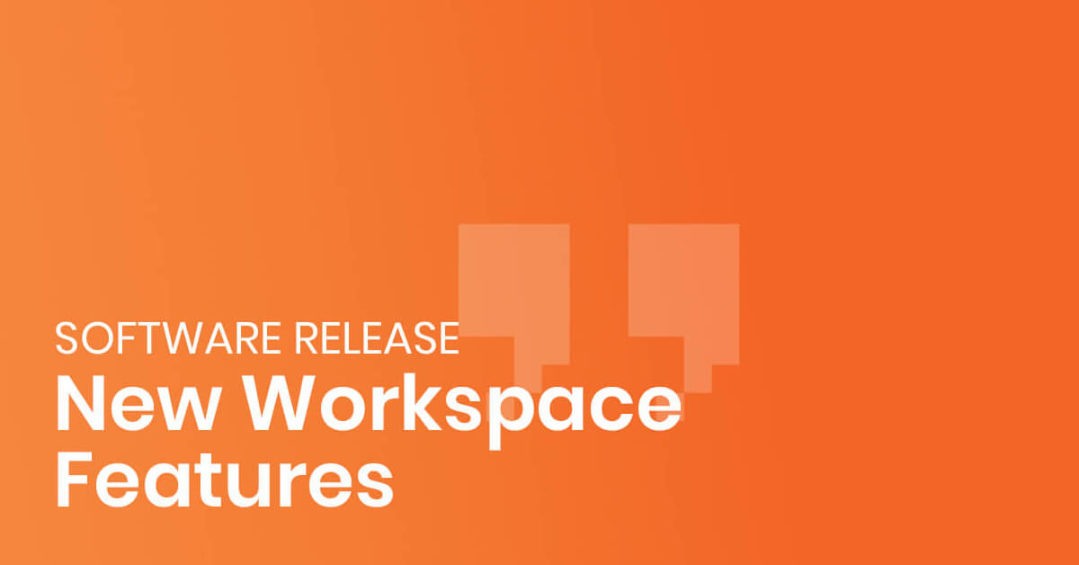 New, Enhanced Workspace Settings & Easy Setup for Screens!