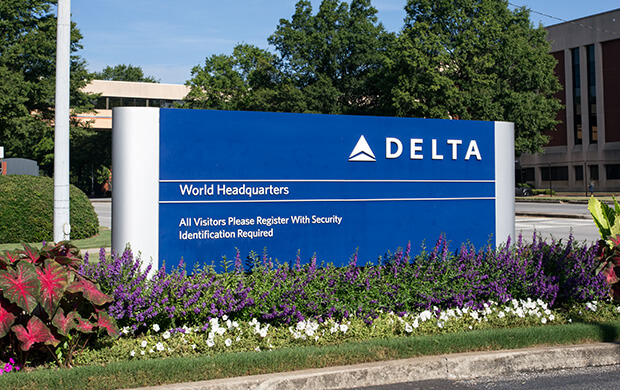 Delta Airlines internal communications