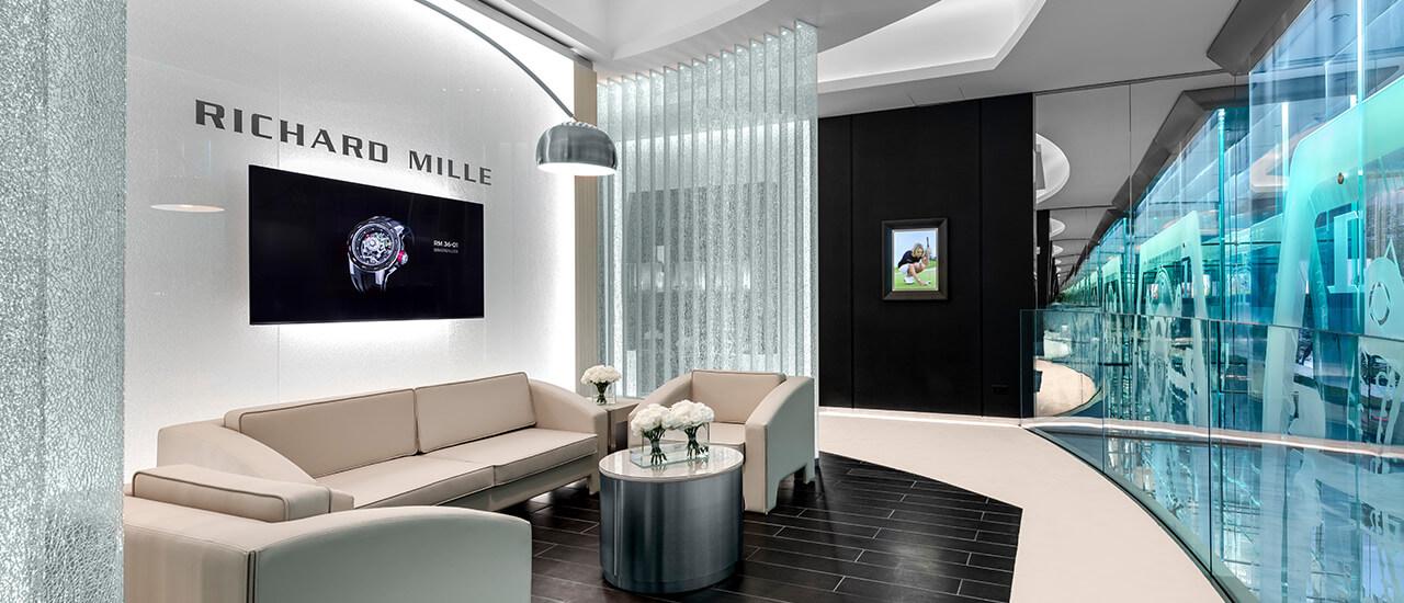 Richard Mille Screens