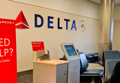 airlines signage case study