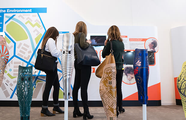 exhibition digital signage