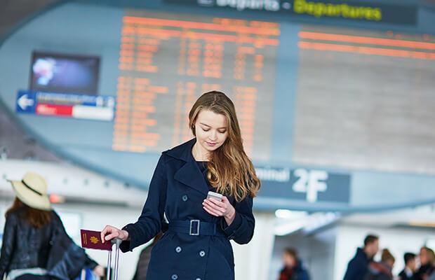 traveller digital signage